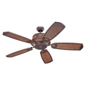 Monte Carlo Fans 5MYR56RB Four Light Bronze Ceiling Fan