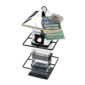Natures Feast Royal Tower Seed Bird Feeder Patio, Lawn & Garden