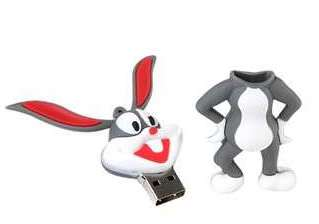 4G Bugs Bunny Cartoon Collectors USB Flash Drive Stick Memory