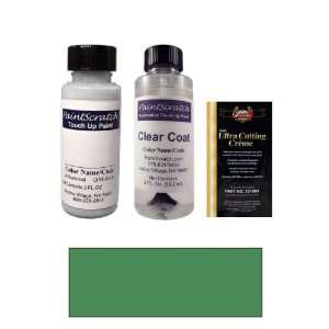 Oz. Forest Green Metallic Paint Bottle Kit for 1982 Volkswagen Truck