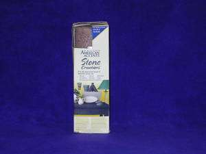 AMERICAN ACCENTS STONE TEXTURED SPRAY PAINT NEW S1697