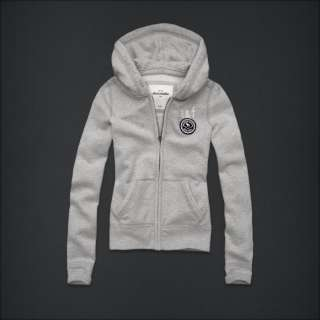 2012 New Girls abercrombie & fitch kids By Hollister Hoodie Jumper