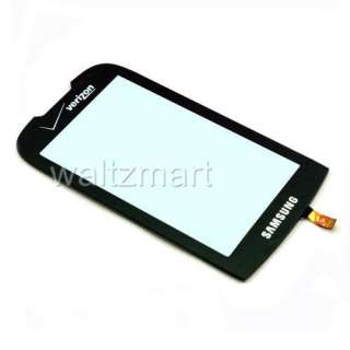 OEM Verizon Samsung U820 Reality Touch Screen Digitizer Glass Lens