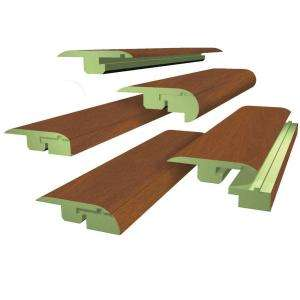 Brazilian Cherry Laminate FasTrim 5 in 1 Moulding Kit FTL143727 at The