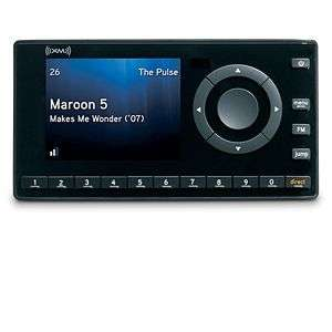 SIRIUS XM Onyx Dock & Play Radio   Works with Car FM Radio, Full Color