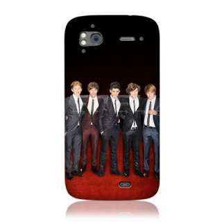 One Direction 1D British Boy Band Snap Back Case for HTC Sensation XE