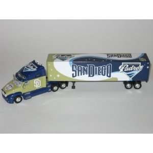 Replica 2004 Kenworth Mini TRACTOR TRAILER TRUCK