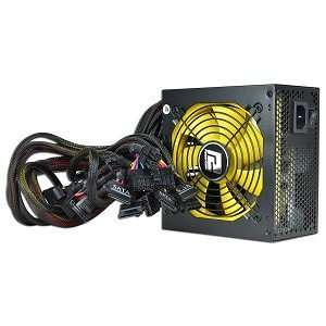 PowerColor 500W 20+4 pin Dual Fan ATX Power Supply w/SATA