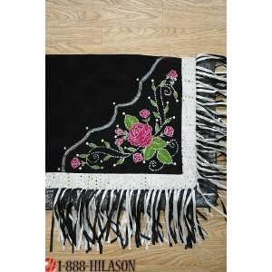 Western Show Barrel Racing Rodeo Saddle Blanket Pad