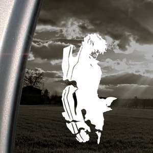 BLEACH Decal Chad ICHIGO Car Truck Window Sticker