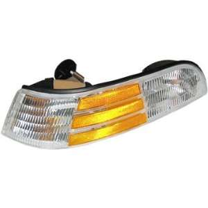 FORD CROWN VICTORIA  COUNTRY SQUIRE SIDE MARKER LIGHT LEFT (DRIVER