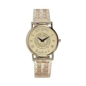Texas A&M   Vogue Mens Watch   Gold