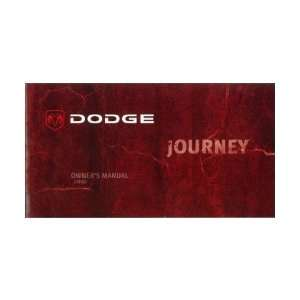 2009 DODGE JOURNEY Owners Manual User Guide Automotive