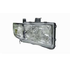 Honda Ridgeline Passenger Side Replacement Headlight
