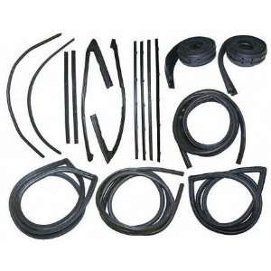 Run, Vent Kit, Small Rear Window Seal, Windshield Beltli Automotive