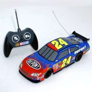 #24 Jeff Gordon Nascar 118 Scale RC Race Car Toys & Games