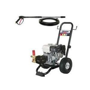 BE Prosumer 2500 PSI (Gas Cold Water) Pressure Washer w
