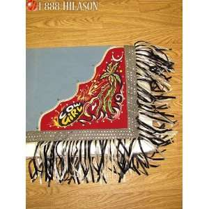 Western Show Barrel Racing Saddle Blanket Pad Sb365