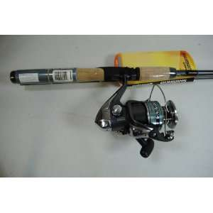 Shimano Sienna 4000 Reel / Scabard 66 Fishing Rod, Medium 2 Piece