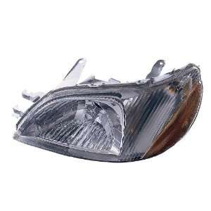 AS Toyota Echo Driver Side Replacement Headlight Assembly Automotive