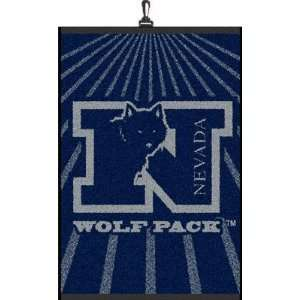 Nevada Wolf Pack Golf Towel