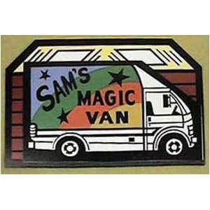 Sams Magic Van   Kid Show / Stage / Parlor Magic Toys