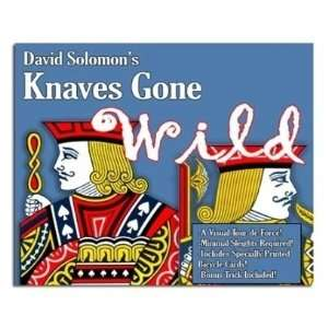 Knaves Gone Wild   Card / Close Up / Street Magic Toys & Games
