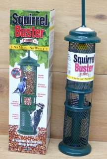 Proof Squirrel Buster Peanut Plus Woodpecker Feeder Brome Bird Care