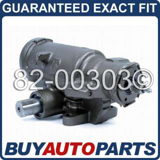 POWER STEERING GEARBOX GEAR BOX   GM & CHEVY TRUCK SUV