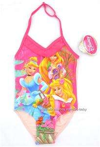 Princess Ariel Mermaid Swimsuit Tankini Bathing Swim Costume 1 6 yrs